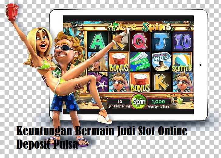 Keuntungan Bermain Judi Slot Online Deposit Pulsa