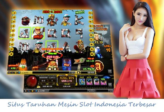 Situs Taruhan Mesin Slot Indonesia Terbesar