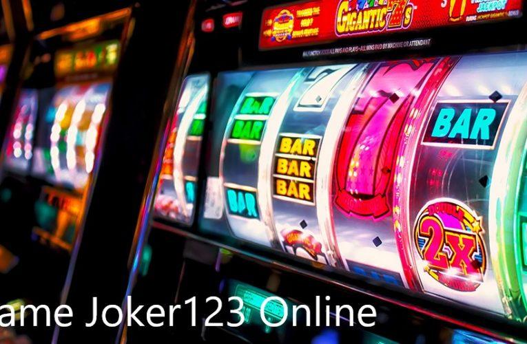 Situs Judi Slot Mesin Online Terpercaya Di Indonesia