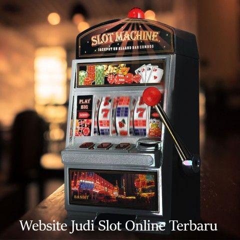 Mesin Jackpot Judi Slot